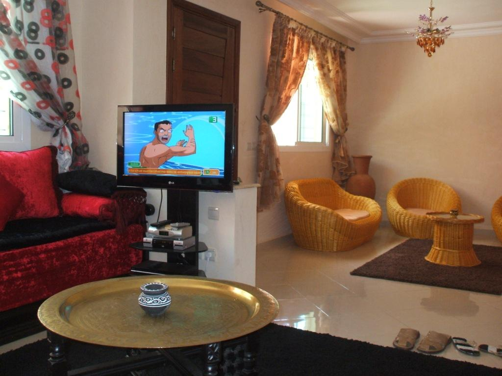 Sidi Bouzid Maroc # Salon Marocain Avec Television